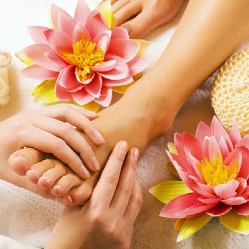 Spa Pedicure Services
